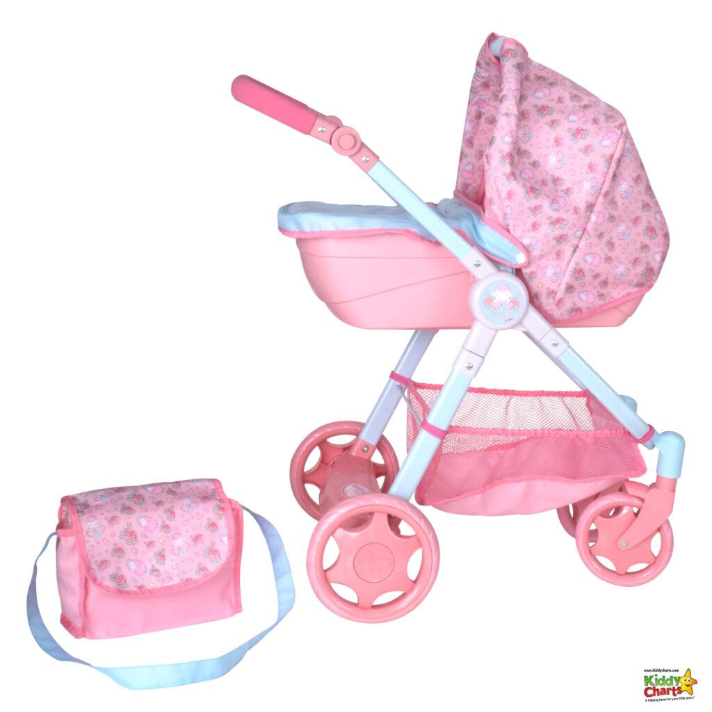 Win a Baby Annbell roamer pram! Ends 21st Feb #giveaways #win #babyannabell