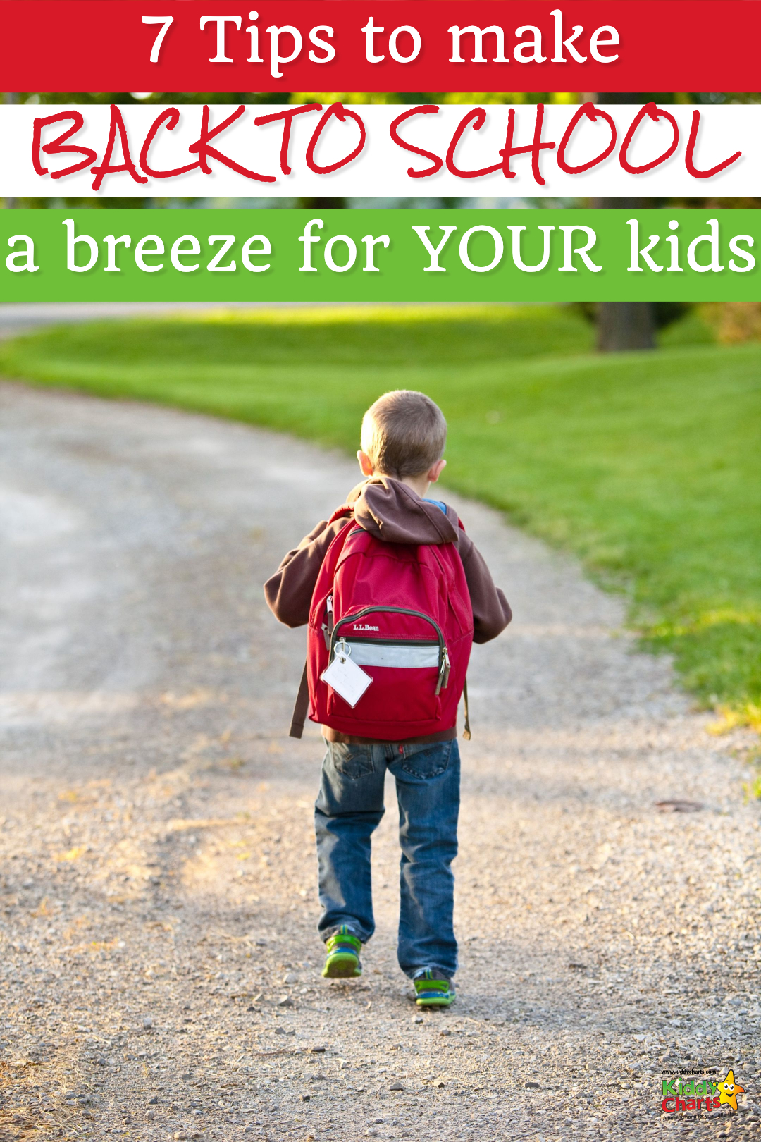 We've got some great back to school tips for you and the kids to make it so much easier for everyone. #backtoschool #kids #school #learning #education #parenting