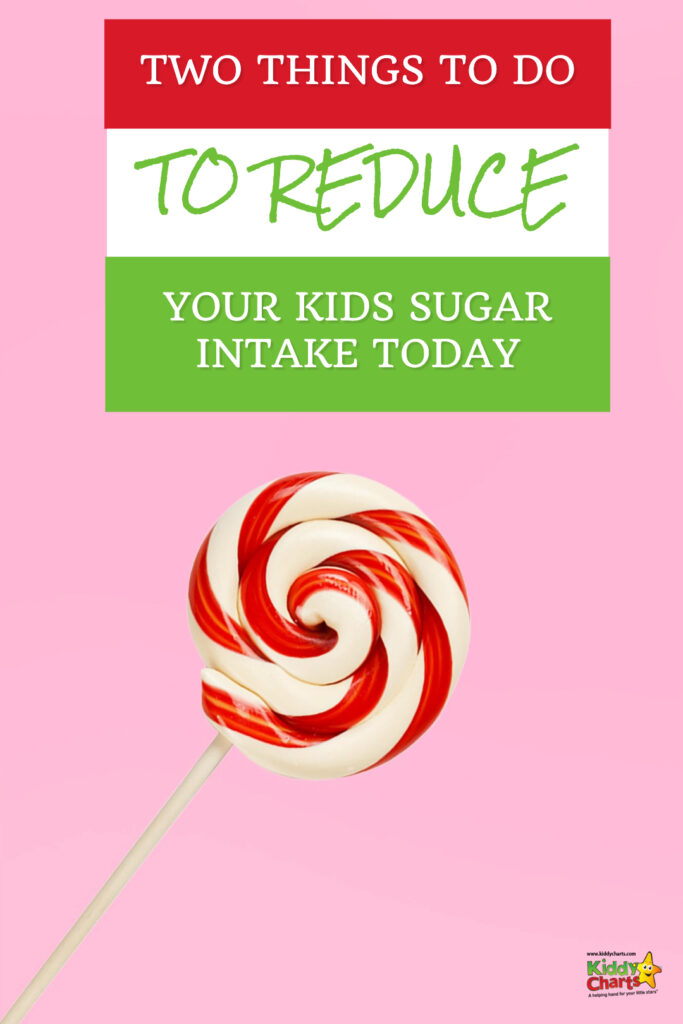 Are you looking to reduce your kids sugar intake? We've got two fabulous hacks that can help you TODAY! #sugar #kids #kidssugar #parentinghacks