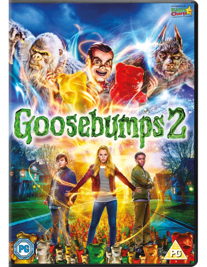 goosebumps 2 goody bag