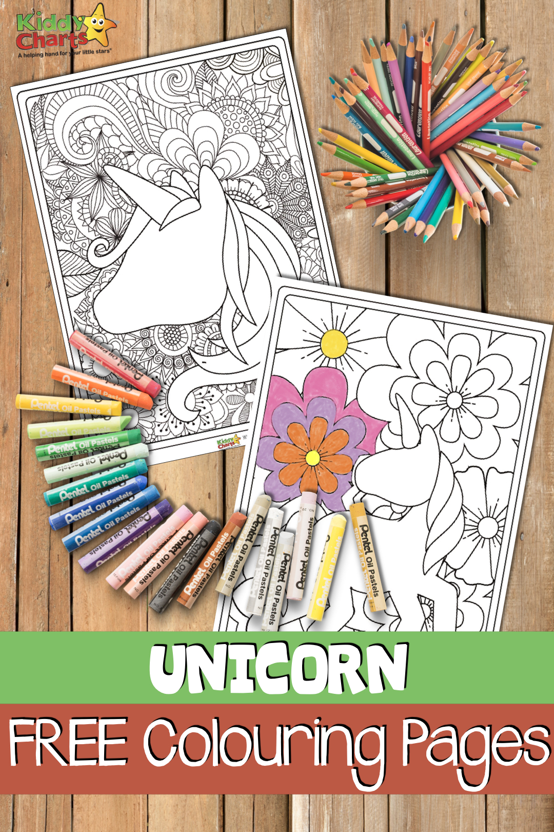 Looking for unicorn coloring pages - then we have some gorgeous kids and adult ones for you to check out. #unicorn #unicorns #coloringpages #freecoloring #adultcoloring #kidscoloring