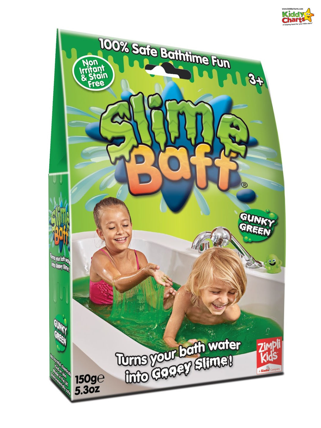 Slime baff - boredom busters gift guide