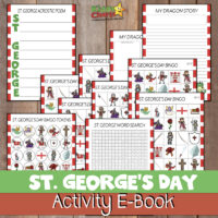 St George's Day activities eBook