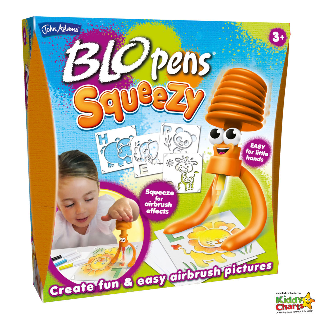 Blopens squeezy - boredom busters gift guide