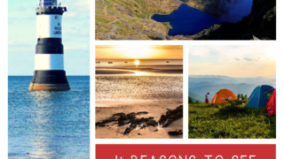 4 reasons to see Wales the sustainable way