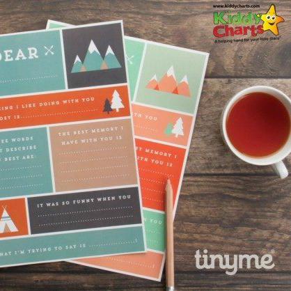 Happy Father's Day Printables