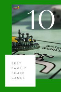 10 best family board games
