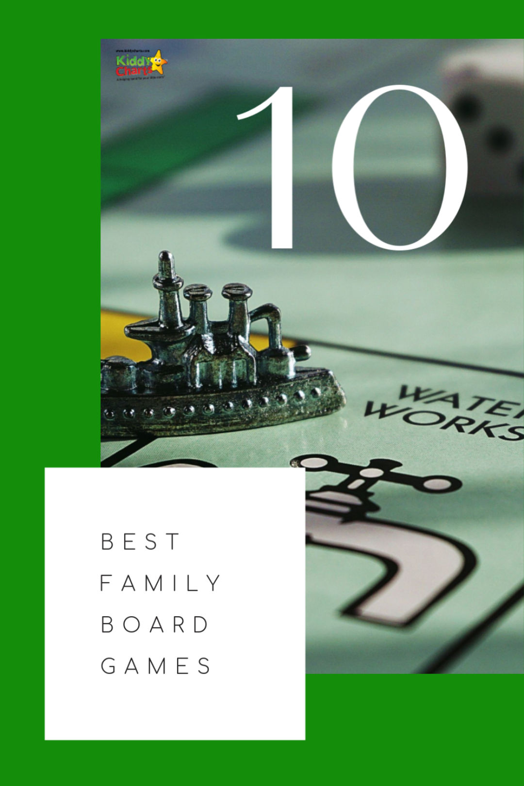 We have put together our favourite top ten best board games for family fun, so that you and yours will never be bored again!