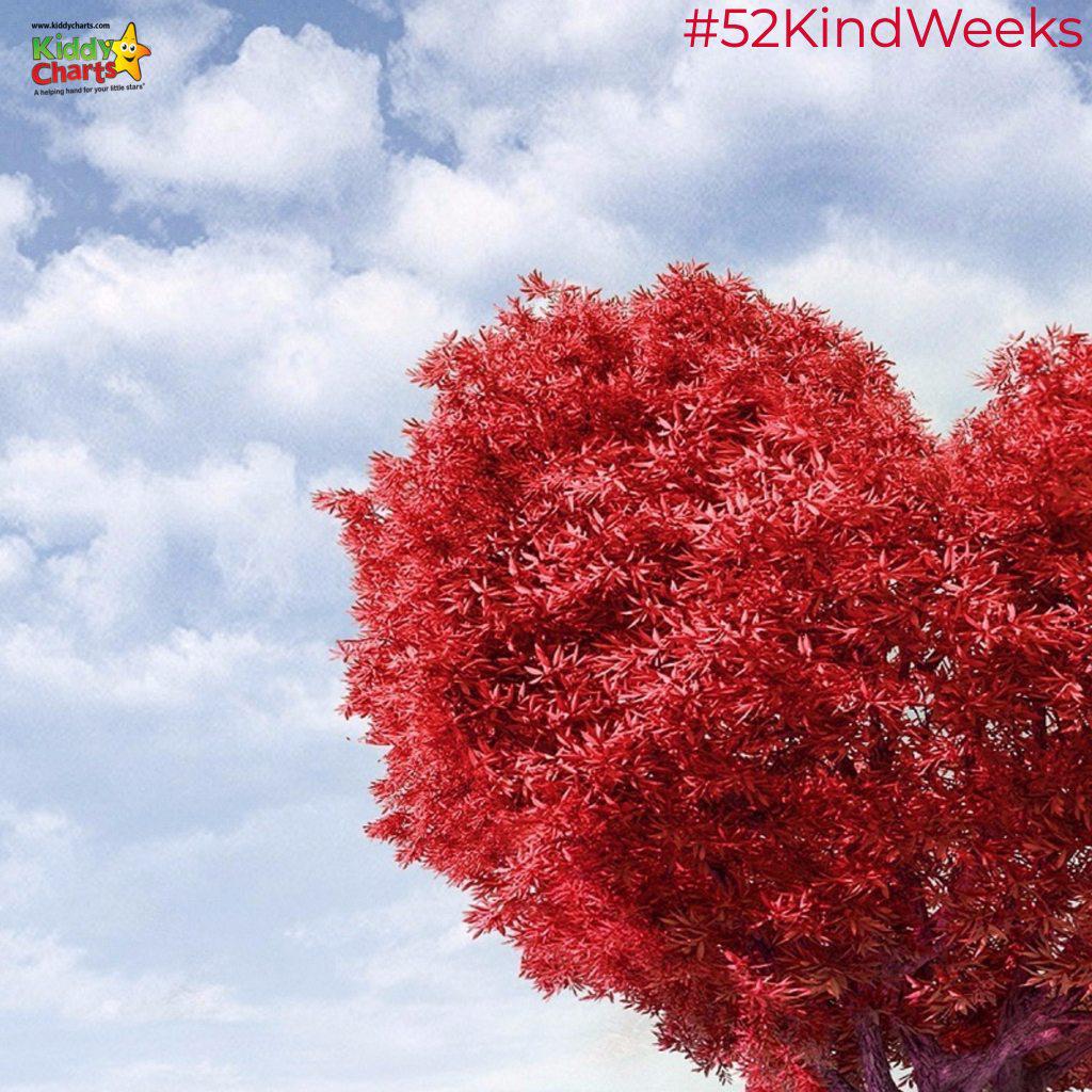 #52KindWeeks make a kindness tree