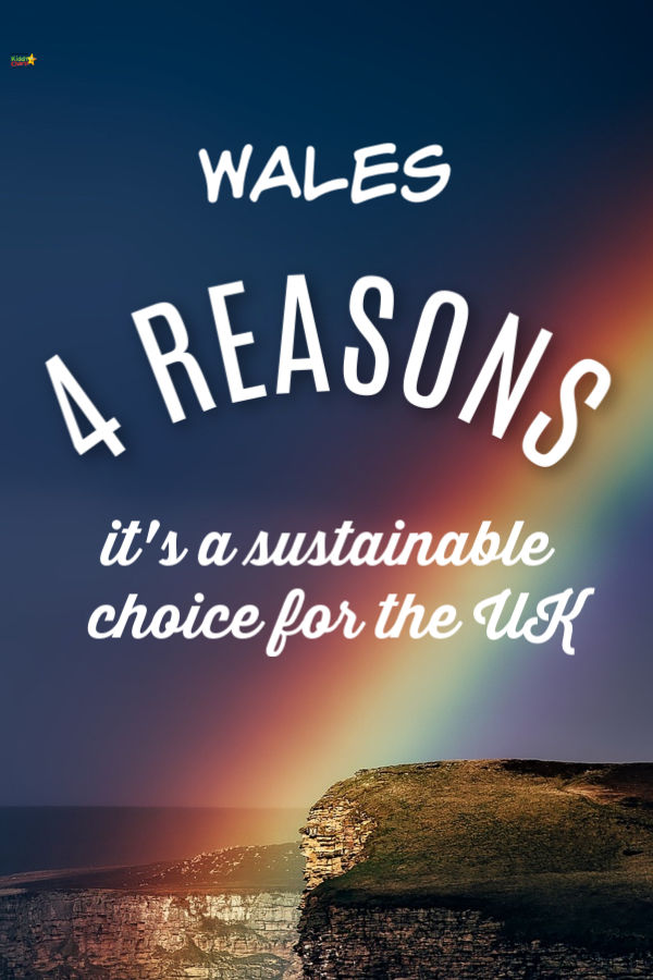We are offering Wales as a great destination for UK travellers. Sustainable, and so many amazing things to see! #uktravel #travel #wales #familytravel