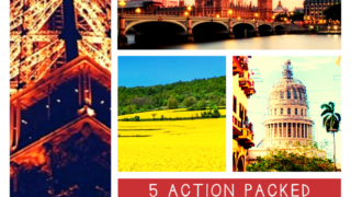 5 action packed fun holiday locations your kids will love