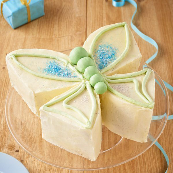 butterfly birthday cake cake dessert and biscuit recipes