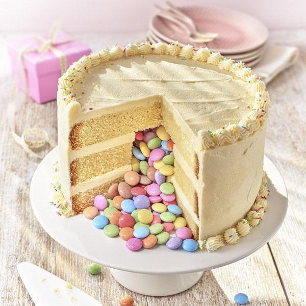 simple pinata birthday cake - cake dessert and biscuit recipes