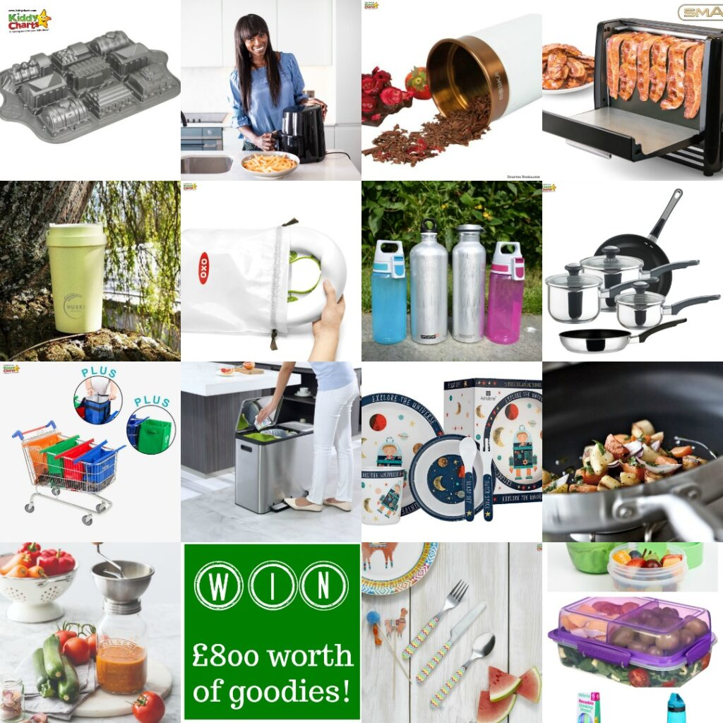 Busy parents gift guide - win £800 worth of goodies!