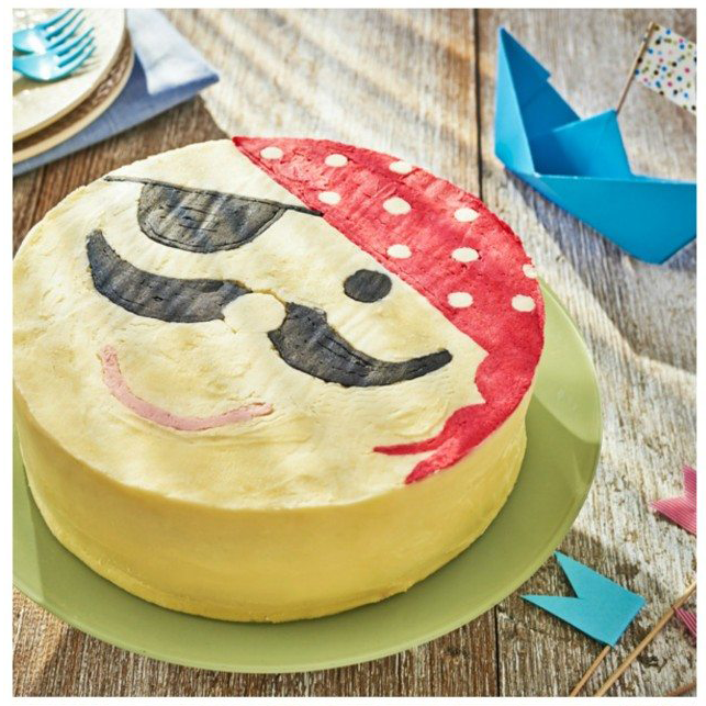 pirate cake - cake dessert and biscuit recipes