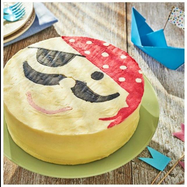 pirate cake - cake dessert and biscuit recipes