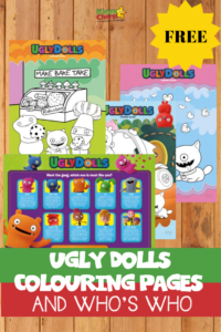 ugly dolls graphic