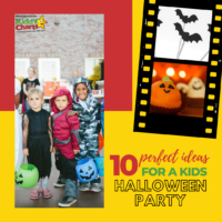 10 perfect ideas for a kids Halloween party