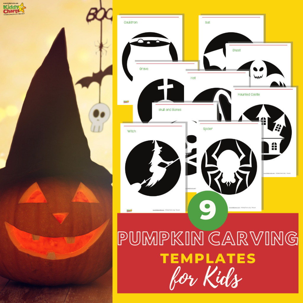 pumpkin carving templates for kids