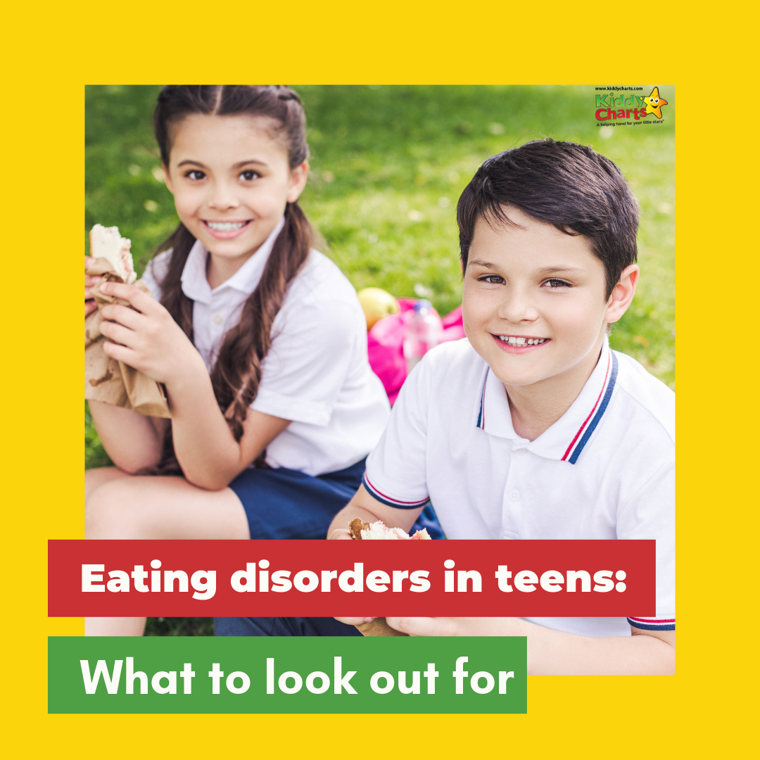 Many school children experience an eating disorder. Today I would like to share some factors in Eating disorders in teens that you might need to look out for.