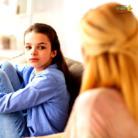 The right way to handle kids who back talk