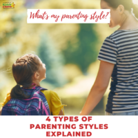 What's my parenting style? 4 types of parenting styles explained