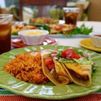 Easy Recipe: Chorizo Refried Bean Tacos