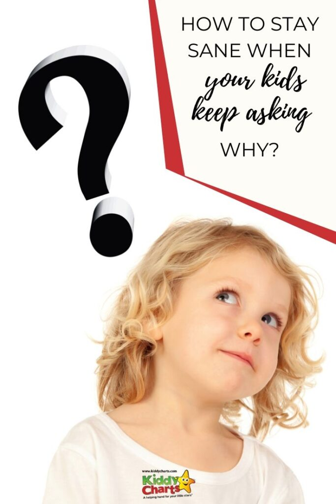 inquisitive child - How to stay sane when your kids keep asking why - article on kjiddycharts.com