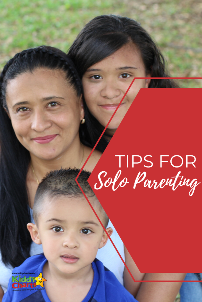 Hangout: Tips for solo parenting