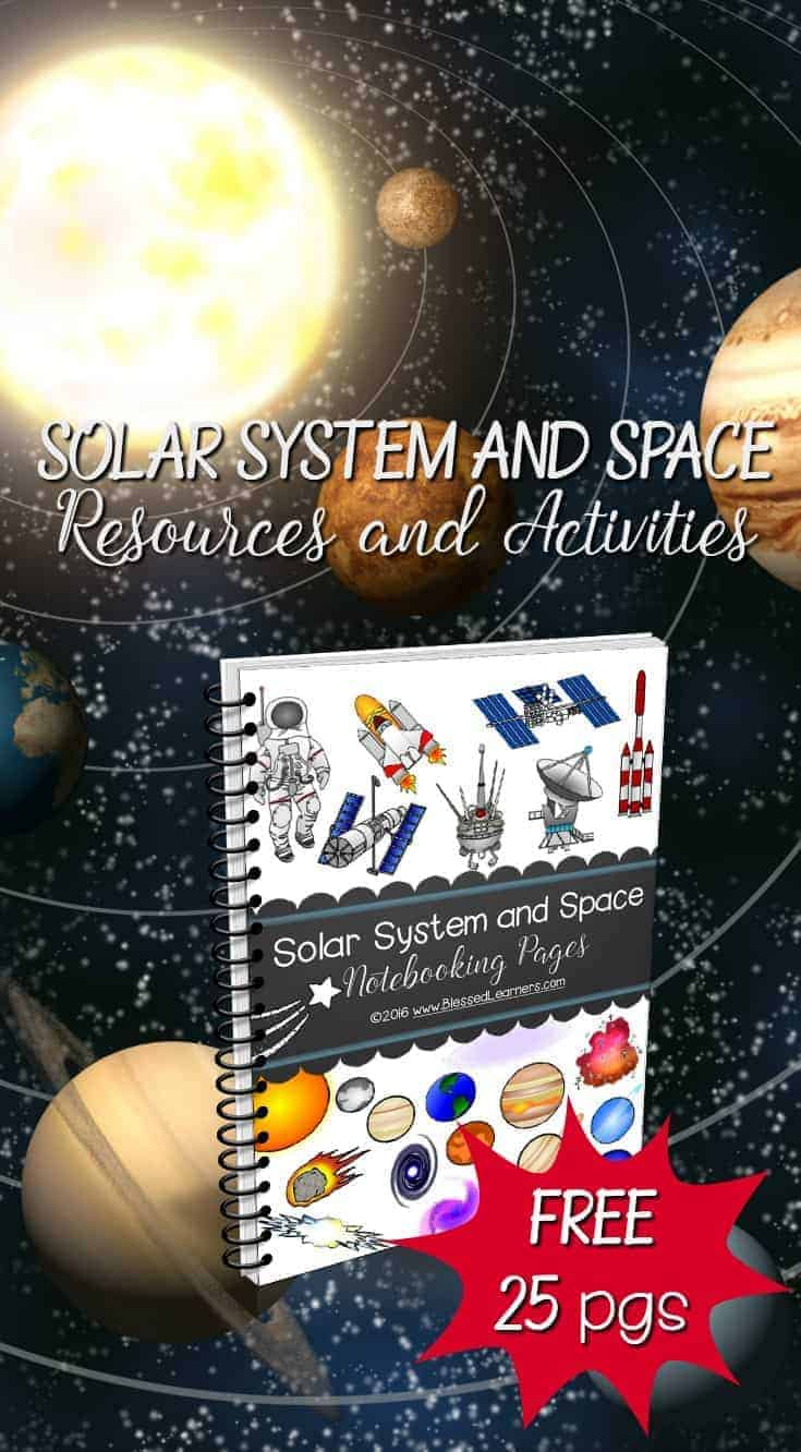 Solar System and Space – Resources and Activities