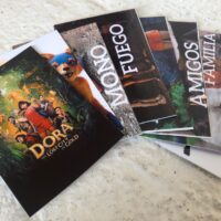 Dora and the Lost City of Gold Craft: DIY Spanish Lesson Trading Cards