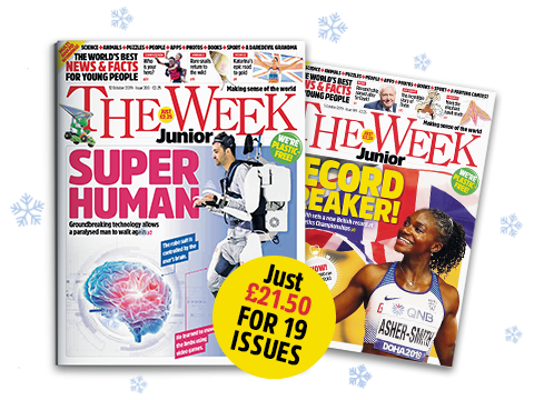 Check out our fantastic The Week Junior subscription!