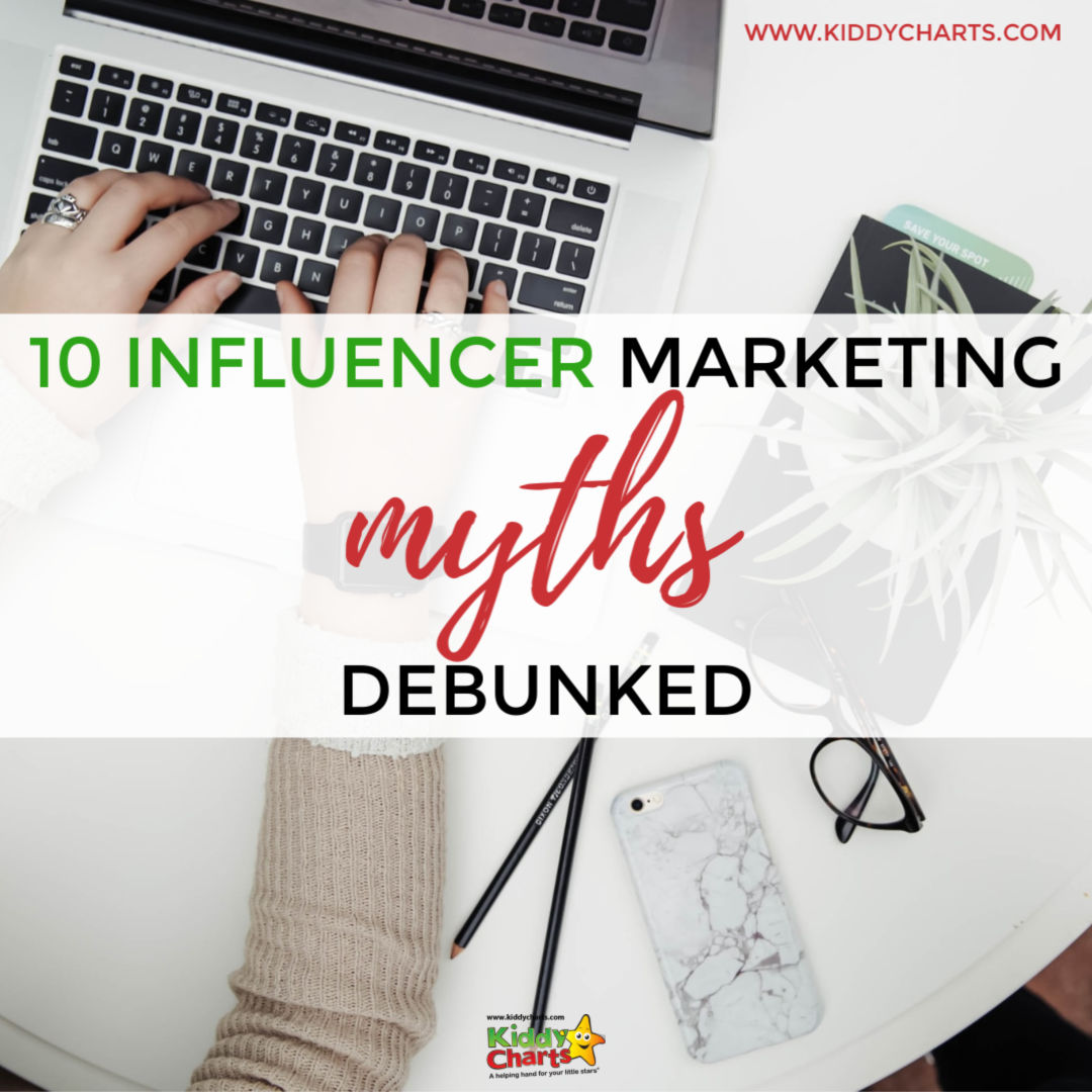 10 myths about influencers debunked
