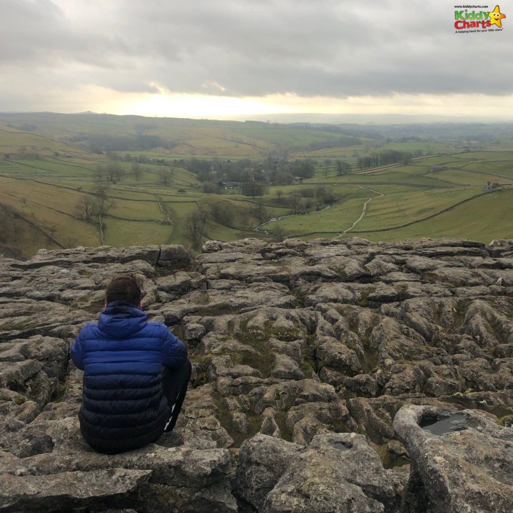 Family camping holidays in the UK - Yorkshire Dales