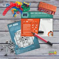 Spies in Disguise activity pack