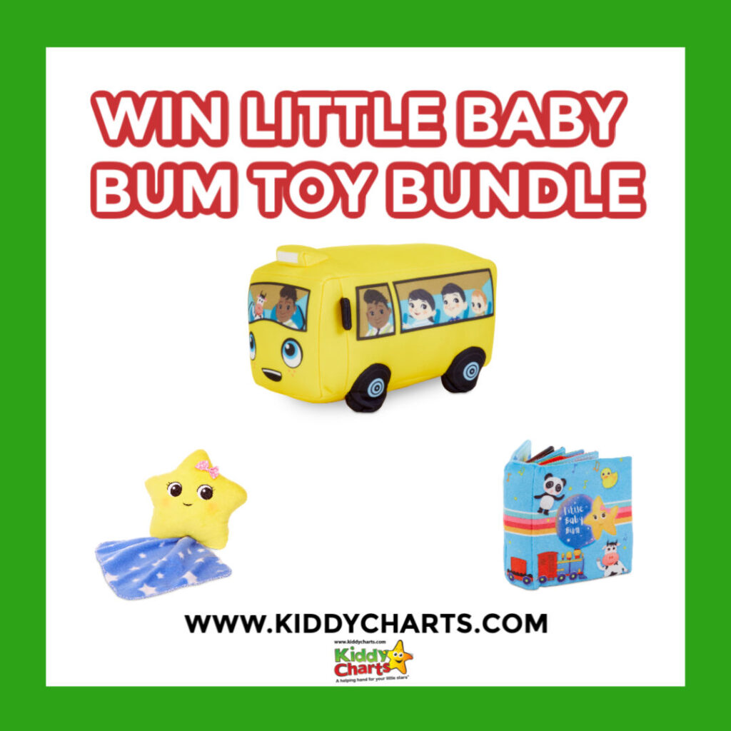Baby Bum Bundle Range - Win a bundle from Little Tikes