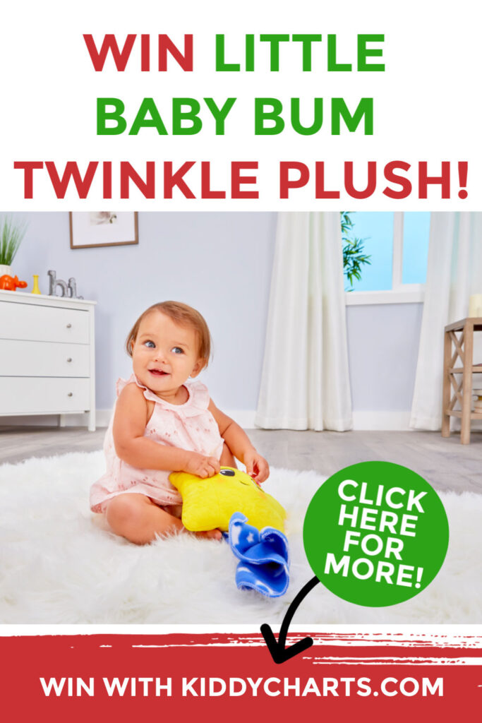 Twinkle the Star Plush