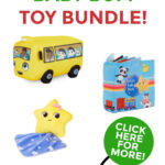 little baby bum toy bundle