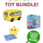 little baby bum toy bundle