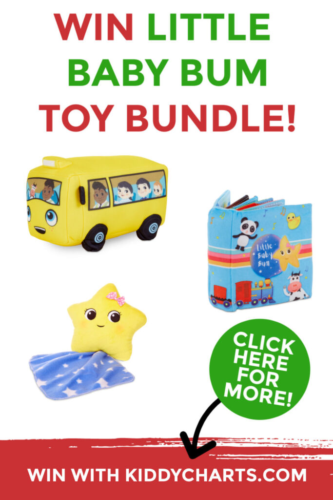 Baby Bum Bundle Range - Win a bundle from Little Tikes