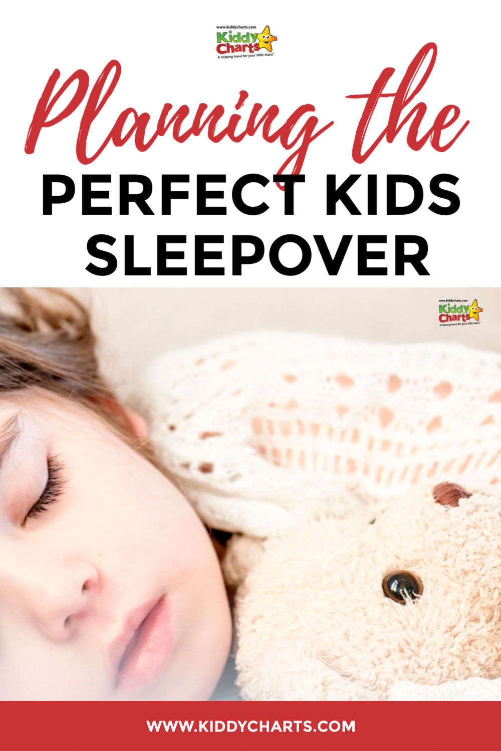 Planning the best kids sleepover
