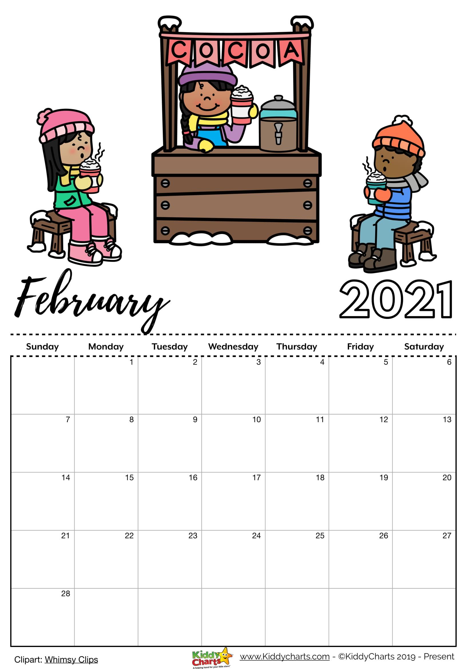 Editable 2021 calendar - Free Printable Reward Charts and ...