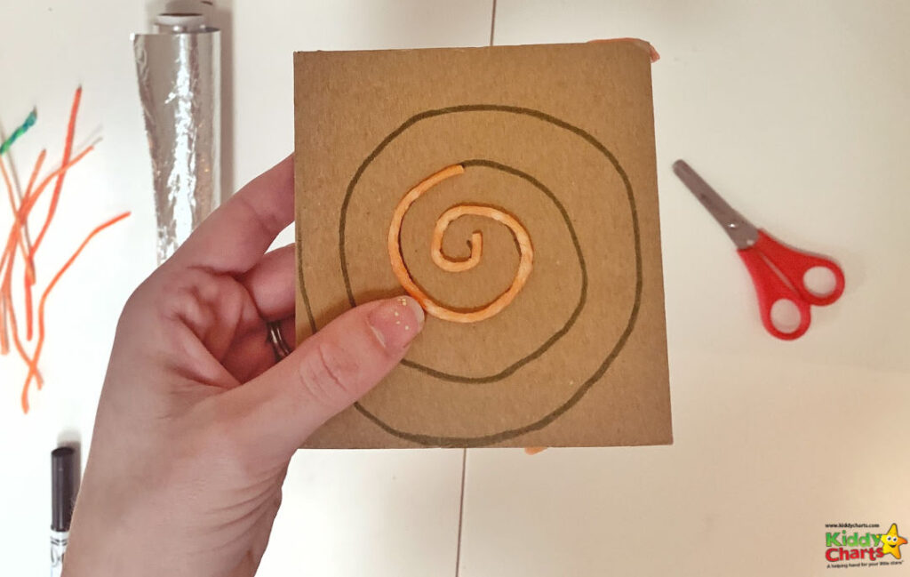 How  to encourage mark making in prechoolers fine motor pattern tracing