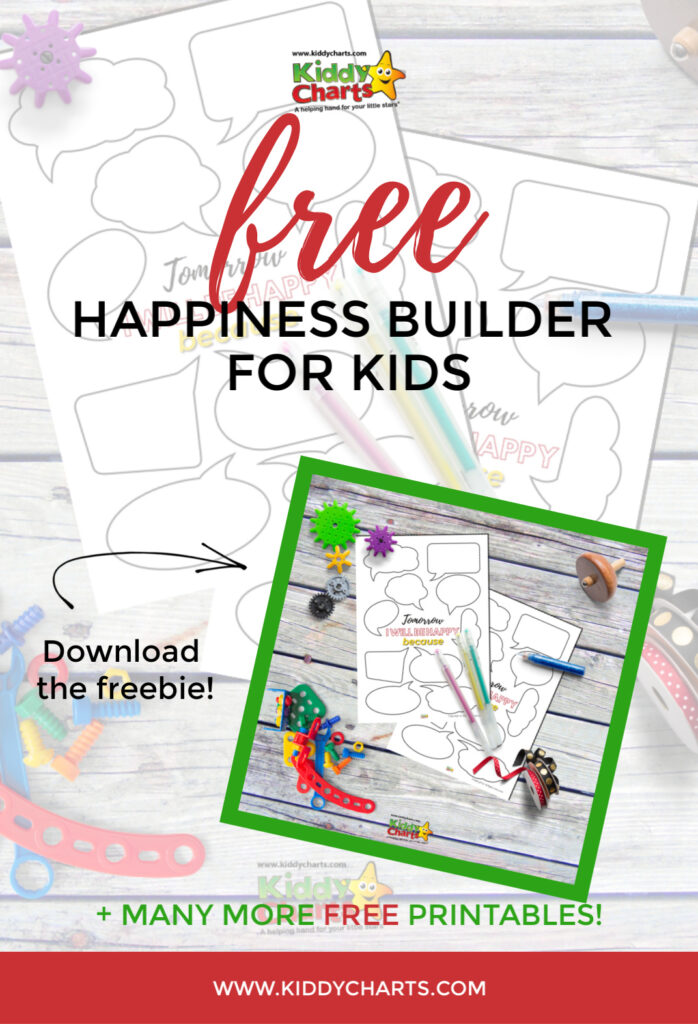 Free happiness builder for kids