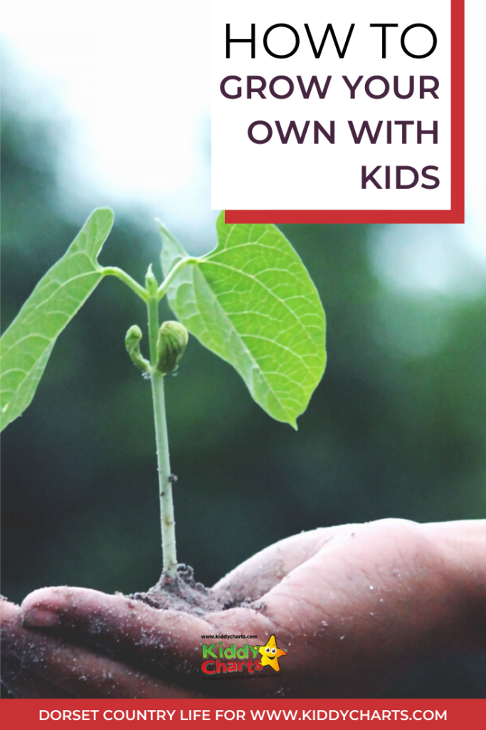 grow your own with kids