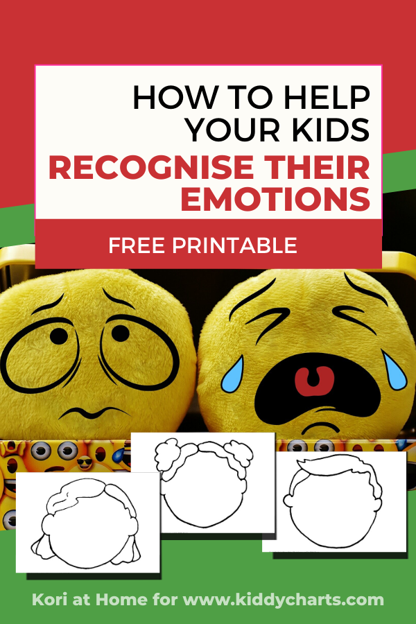 helping kids recgnise their emotions