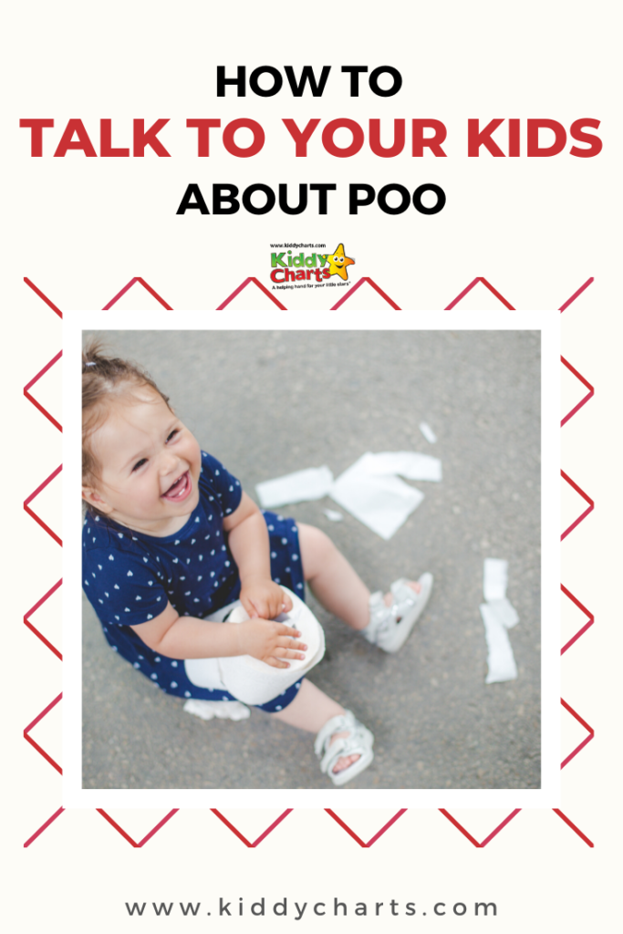 how to talk to your kids about poo