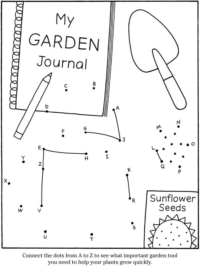 grow your own dot to dot