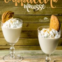 Easy Cappuccino Mousse · Pint-sized Treasures
