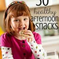 50 Healthy After School Snacks | Feels Like Home™